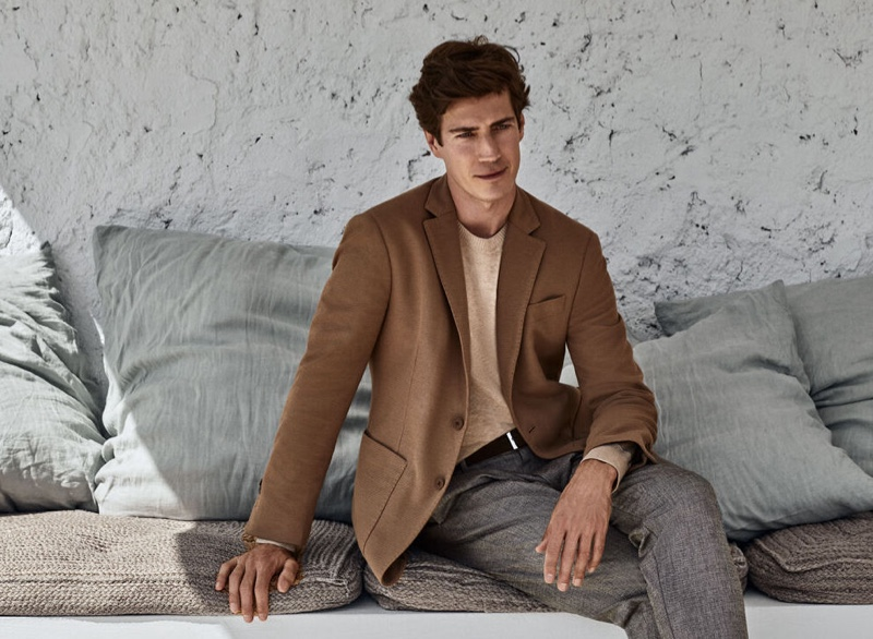 Oriol Steps Into Fall with Pedro del Hierro