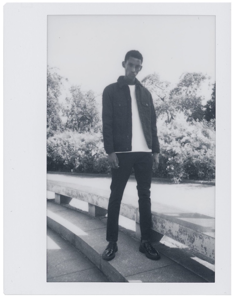 Myles Goes Casual in Reserved Fall '20 Denim Collection