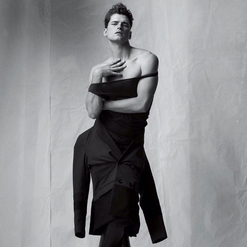 Week in Review: Calvin Klein, Sean O'Pry, L.B.M. 1911 + More