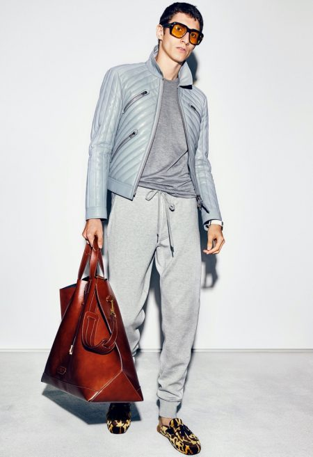 Tom Ford Goes Casual for Optimistic Spring '21 Collection