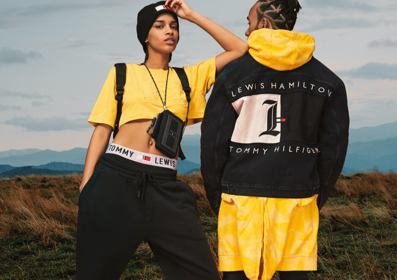 Lewis Hamilton Keeps Unity in Mind with TommyxLewis Fall '20 Collection