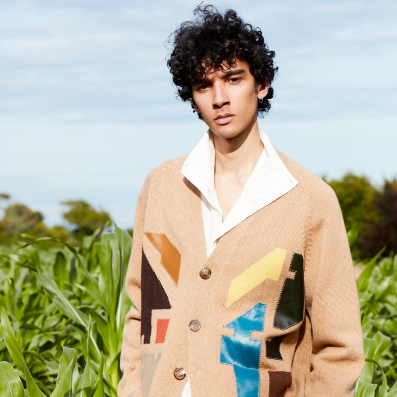 Callum Dons Country-Inspired Style for The Telegraph Luxury