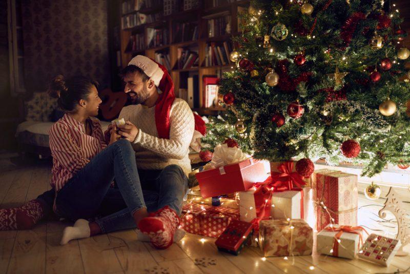 Christmas Couple Presents
