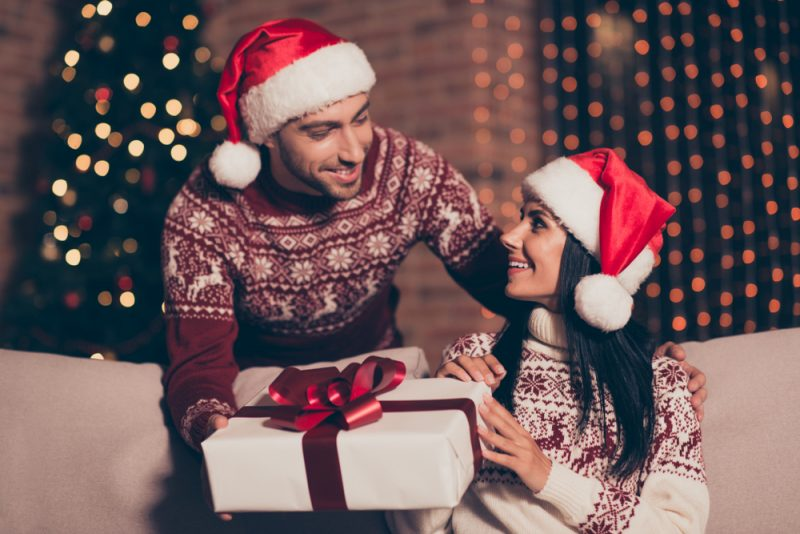 Christmas Gifts Couple