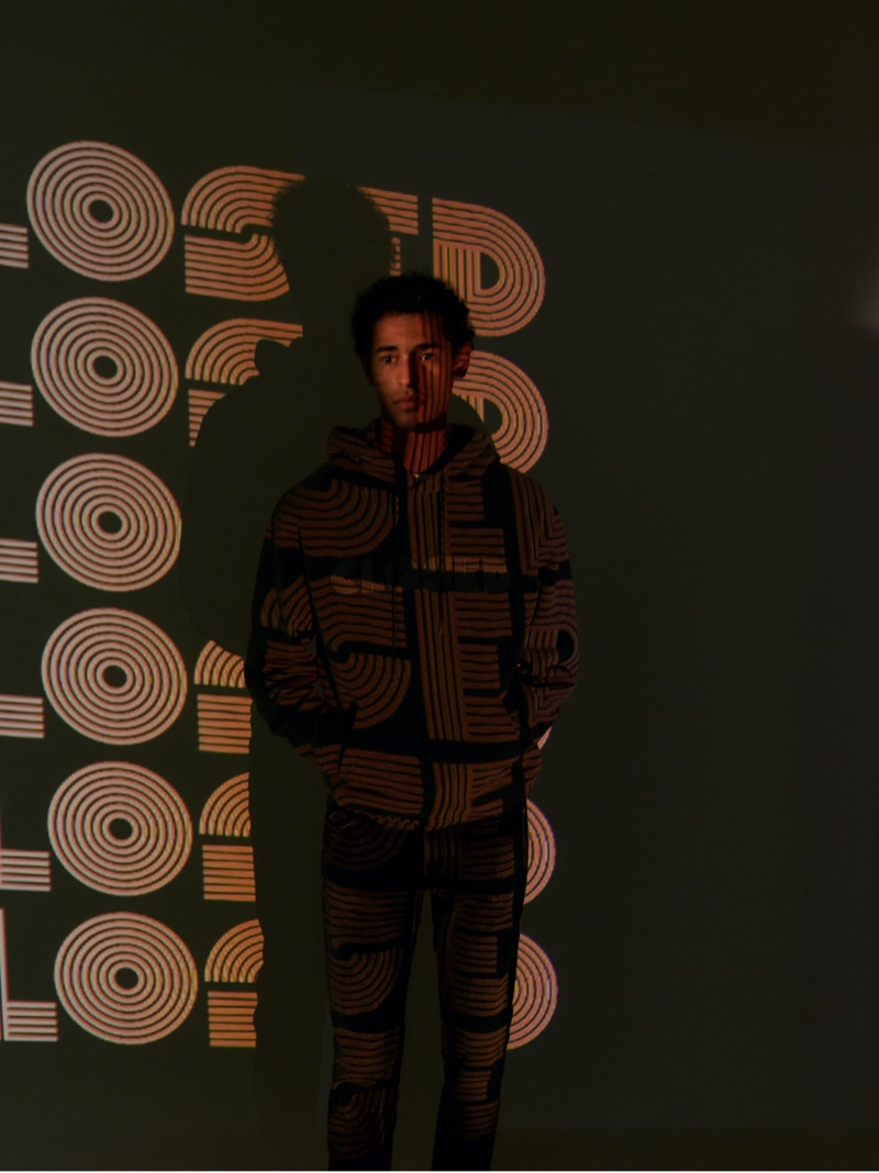 Planet Prodigy: Kaissan Dons Winter Essentials from Closed