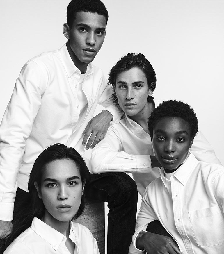 Club Monaco Celebrates 35th Anniversary with Fall '20 Campaign