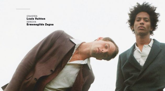 A Fresh Start: Rocky & Rafael for GQ Style México