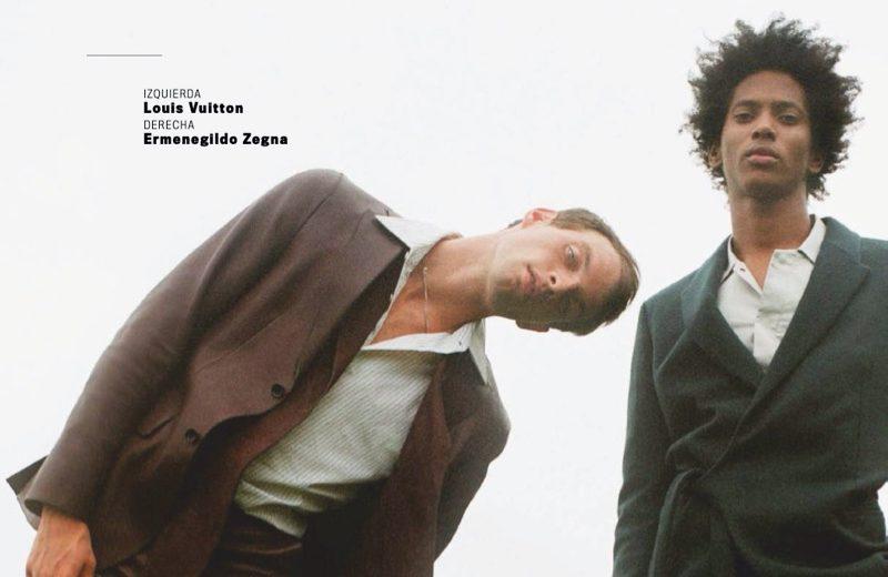 A Fresh Start: Rocky & Rafael for GQ Style México