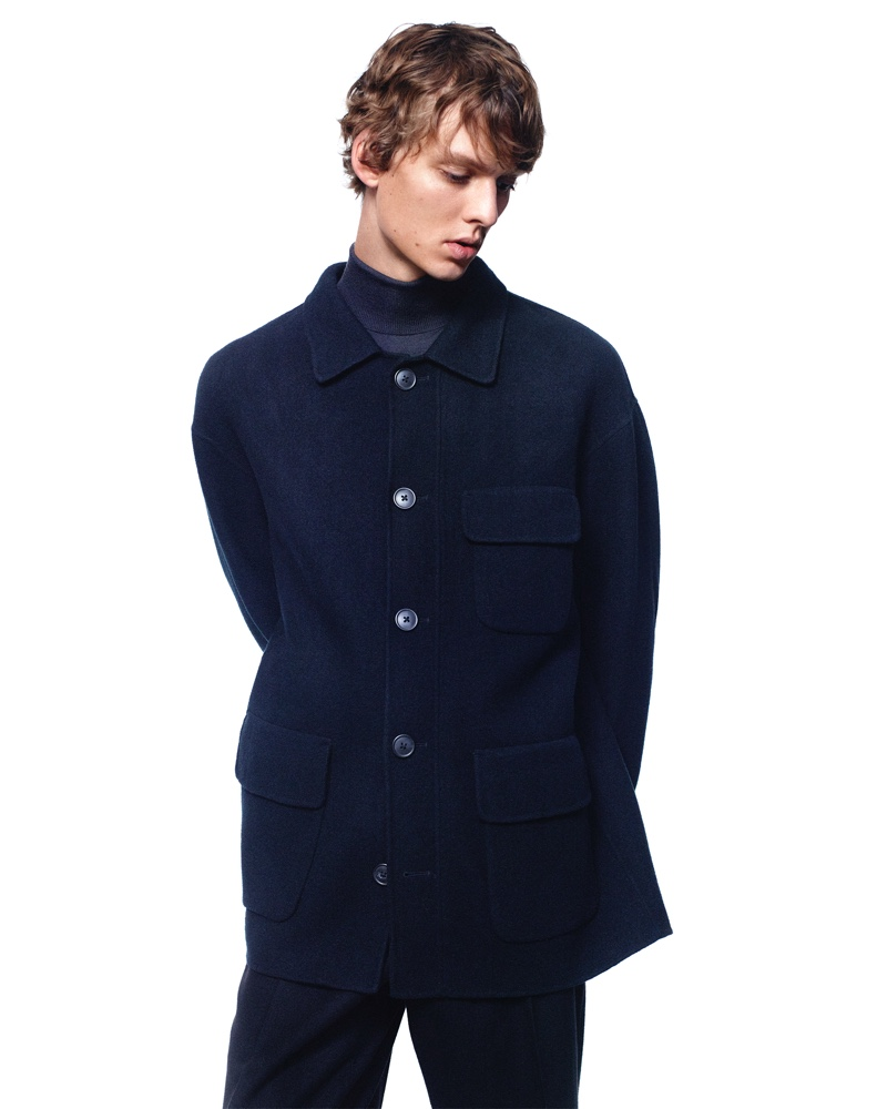 Jil Sander Returns with Chic UNIQLO +J Fall '20 Collection
