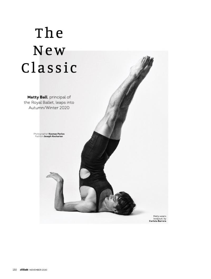The New Classic: Matthew for Attitude
