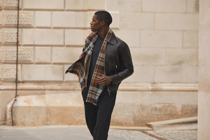 Mr Porter Tackles Understated Luxury with Fall '20 Mr P. Collection