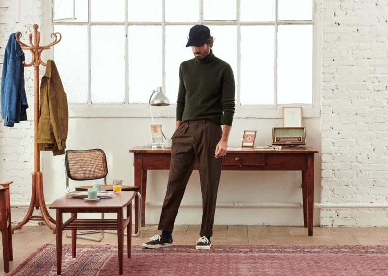 Jeremy & Nuno Take to Paris in Octobre 'Grand Autumn' Collection