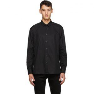 Saint Laurent Black Classic Shirt