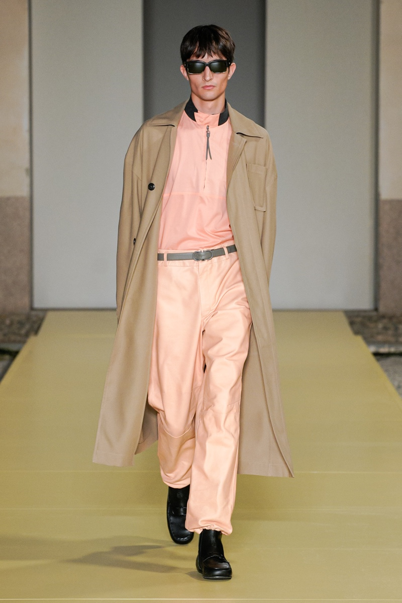 Salvatore Ferragamo Looks to Hitchcock for Inspired Spring '21 Collection