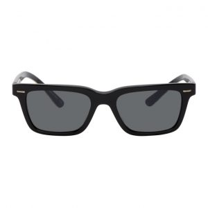 The Row Black and Gold Oliver Peoples Edition BA CC Glasses