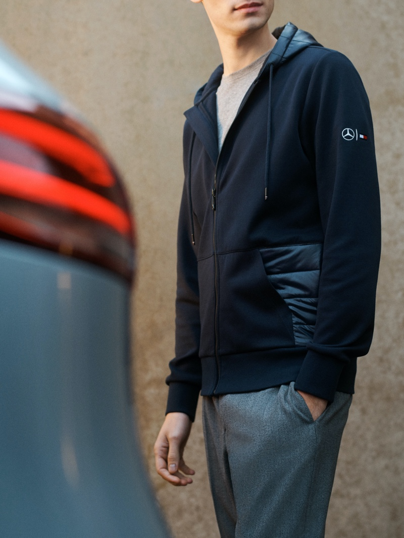 Tommy x Mercedes-Benz Capsule Delivers More Sustainable Style for Fall