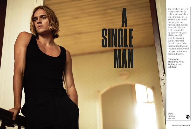 A Single Man: Ton for FD Persoonlijk