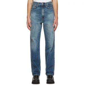 Acne Studios Blue Ramone Jeans