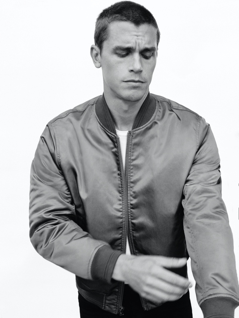Antoni Porowski Collabs with J Brand on Sustainably-Minded Capsule