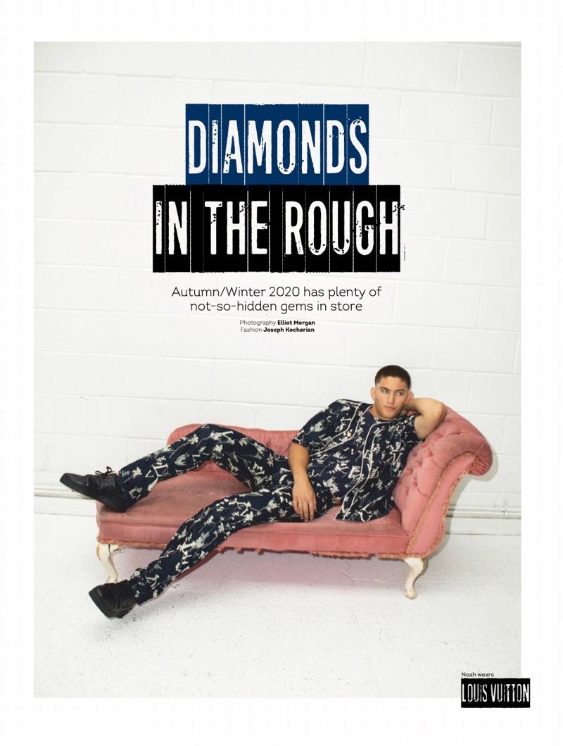 Diamonds in the Rough: Moses & Noah for Attitude