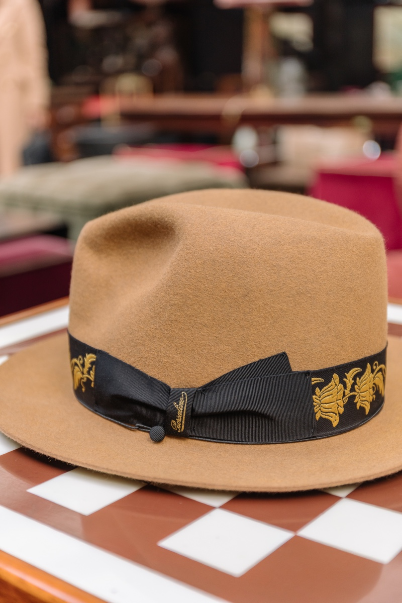 Bogart by Borsalino Cut 5 Hat