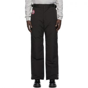 Canada Goose Black Down Tundra Pants