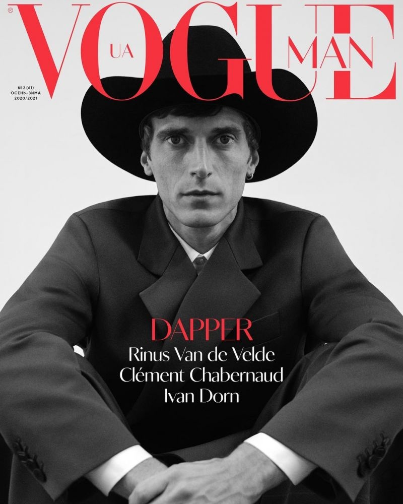 The Landlord: Clément for Vogue Man Ukraine
