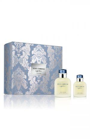 Dolce & gabbana Light Blue Pour Homme Eau De Toilette Set (Usd $176 Value), Size - One Size