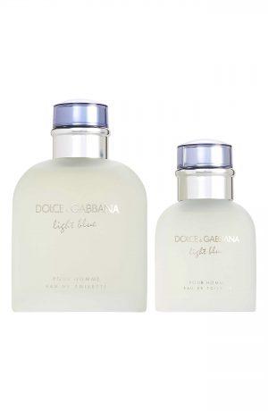 Dolce & gabbana Light Blue Pour Homme Eau De Toilette (Usd $146 Value), Size - One Size