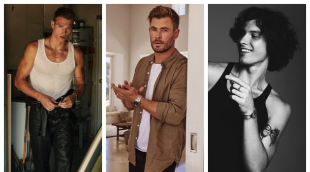 Week in Review: Matthew Noszka, Chris Hemsworth, Shawn Mendes + More