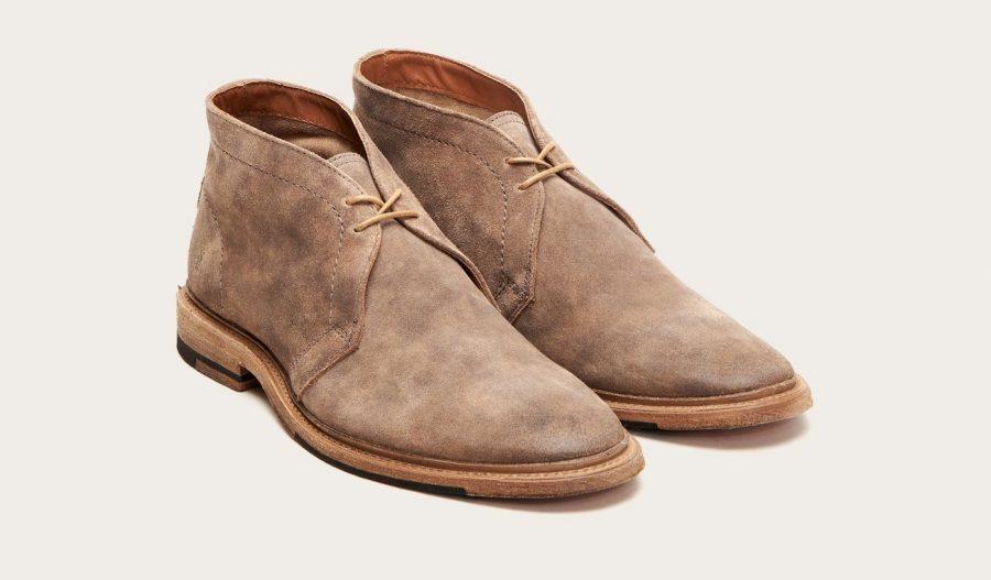 Frye Paul Chukka Boots