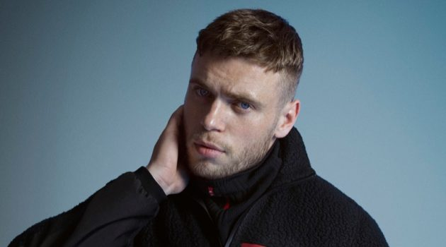 Gus Kenworthy stars in the fall-winter 2020 Prada Linea Rossa campaign.