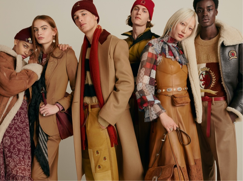 Tommy Hilfiger presents its fall-winter 2020 Hilfiger Collection.