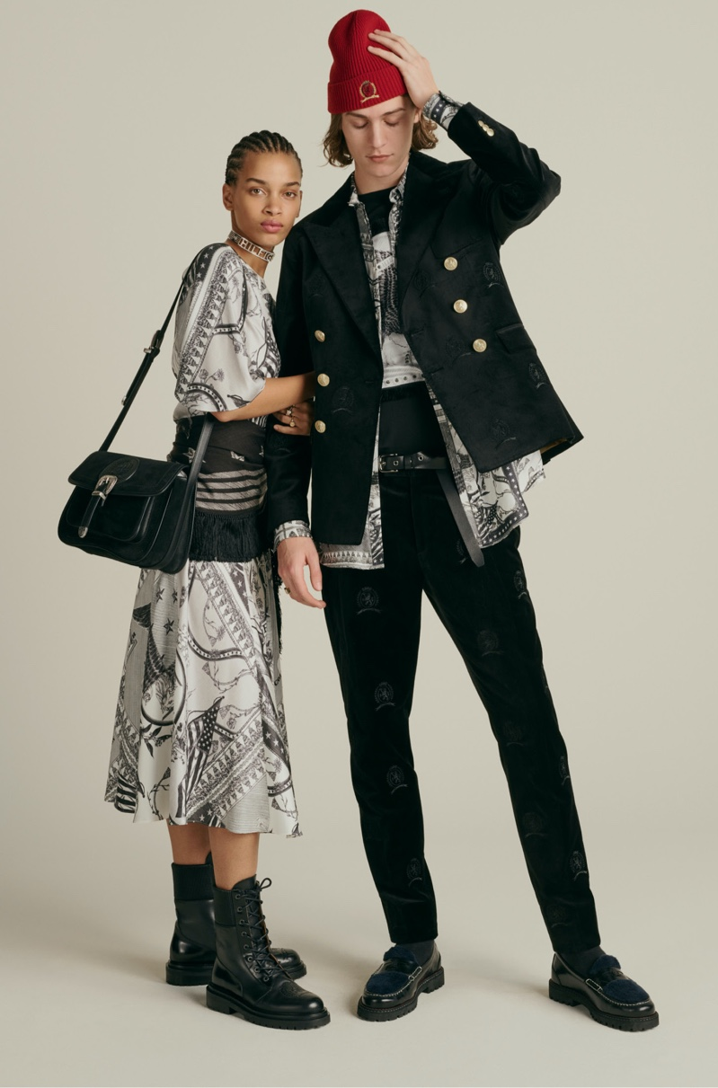 Hilfiger Collection Embraces All-American Fall