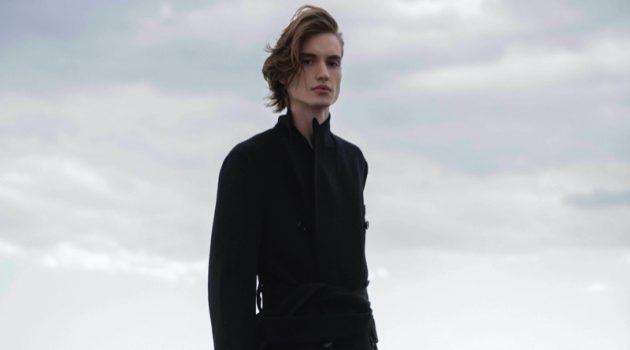 The Art of Solitude: Ivan Dons Dolce & Gabbana for GQ México
