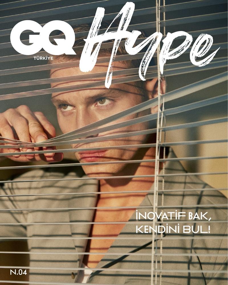 Matthew Channels Retro Attitude for GQ Turkey Hype