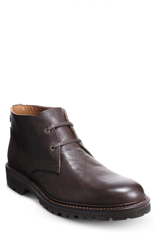 Men's Allen Edmonds Discovery Chukka Boot, Size 9 D - Brown