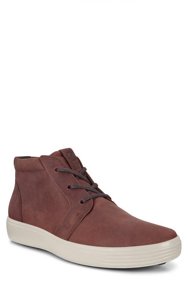 Men's Ecco Soft 7 Chukka Boot, Size 6-6.5US - Brown