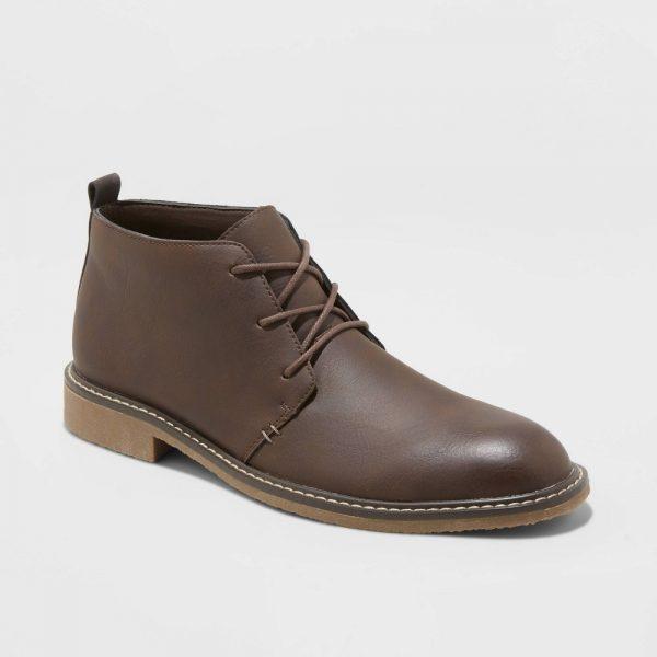 Men's Granger Chukka Boots - Goodfellow & Co Brown 11.5