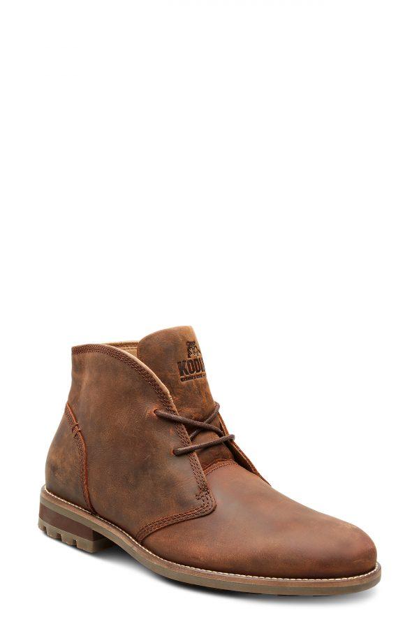 Men's Kodiak Mckernan Waterproof Chukka Boot, Size 9 M - Brown
