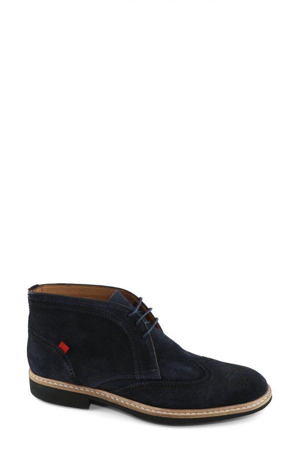 Men's Marc Joseph Hubert Street Wingtip Chukka Boot, Size 7 M - Blue