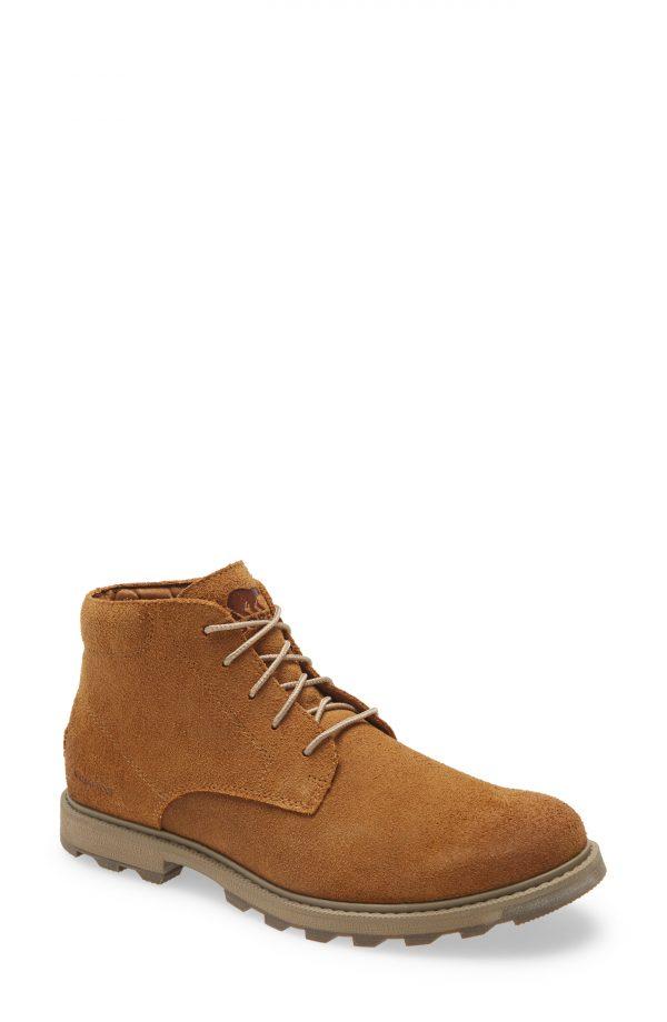 Men's Sorel Madson Ii Waterproof Chukka Boot, Size 7 M - Brown