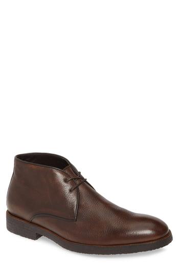 Men's To Boot New York Calder Chukka Boot, Size 8.5 M - Brown