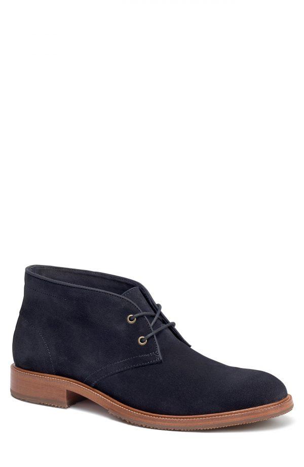 Men's Trask Landers Chukka Boot, Size 8.5 M - Blue