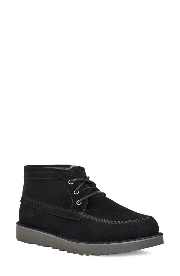 Men's UGG Campout Chukka Boot, Size 8 M - Black