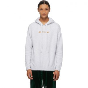 Off-White Off-White Barrel Worker Hoodie