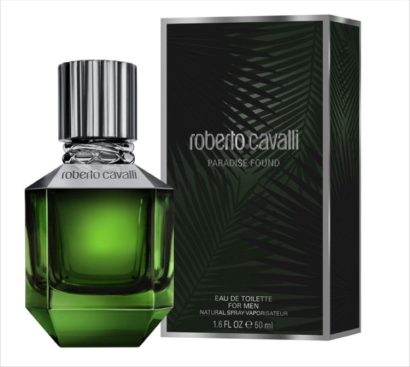 Roberto Cavalli Paradise Found fragrance for him.