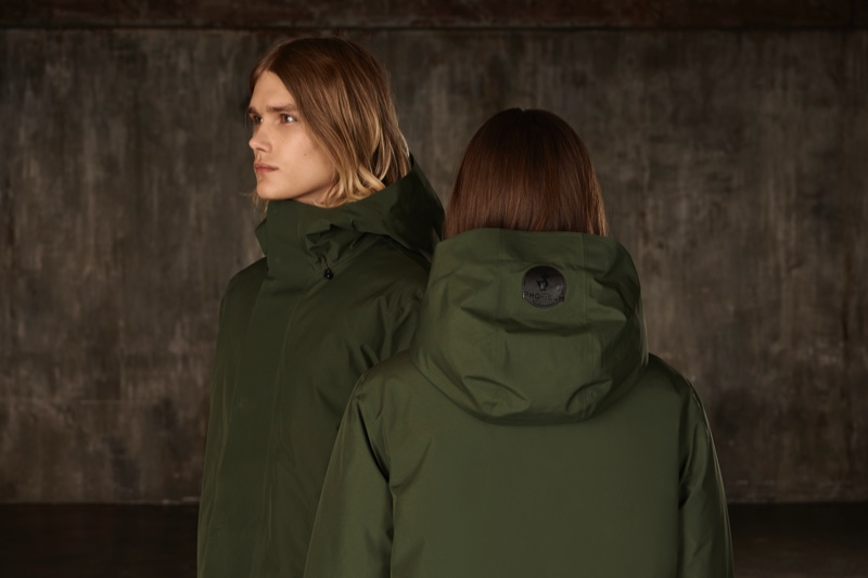 Save The Duck champions sustainable style with its fall-winter 2020 outerwear.