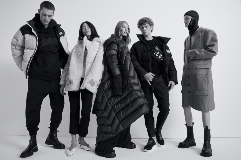 William Los, Chinchin Hsu, Agnes Akerlund, Timo Baumann, and Aia Philou come together for Stylebop's fall-winter 2020 Studio campaign.
