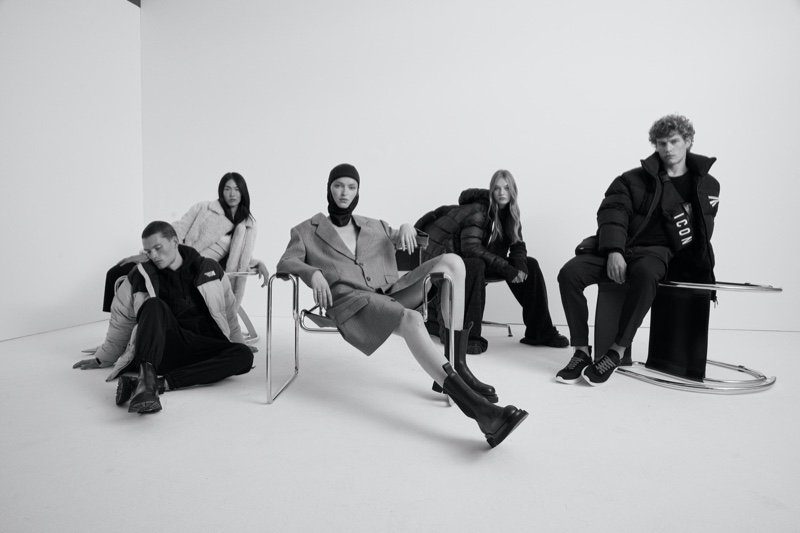 Andreas Ortner photographs William Los, Chinchin Hsu, Aia Philou, Agnes Akerlund, and Timo Baumann for Stylebop's fall-winter 2020 Studio campaign.